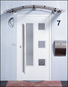 Portas voordeur renovatie