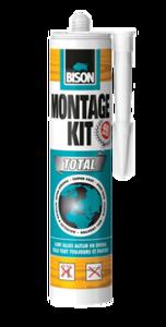 Bison Motage Kit Total Spuitkoker