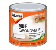 Alabastine MDF grondverf 500 of 1000 ml